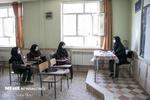 رغبت دانش آموزان گلستانی به آموزش حضوری کمتر شده است