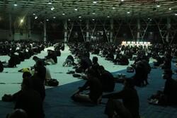 تہران یونیورسٹی میں محرم کے دوسرے عشرے میں مجالس کا سلسہ جاری