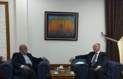 Iraqi finance minister to visit Tehran: envoy