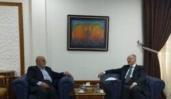 ايران مستعدة لشراء الفائض من القمح والشعير العراقي