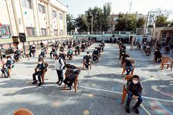 ہمدان میں نئے درسی سال کا آغاز ہوگیا