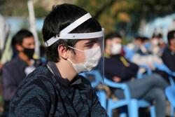 İran'ın Erdebil kentinde okullar böyle açıldı