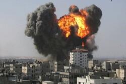 انفجار انبار مهمات در شمال حلب