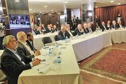 نشست ۱۵ دبیر کل گروههای فلسطینی در بیروت یک دستاورد است