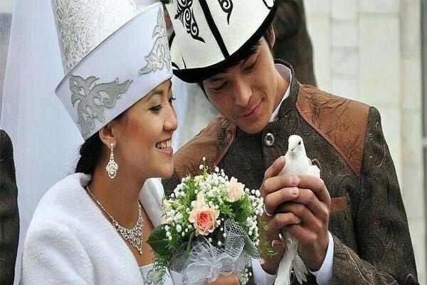 آیینهای ازدواج در قرقیزستان؛ از رسم گوشکشان چه میدانید؟