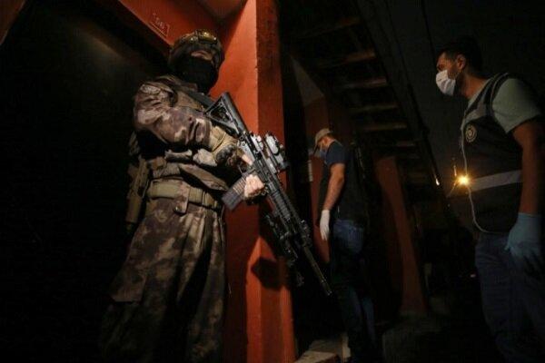 İstanbul'un 7 ilçesinde eş zamanlı PKK operasyonu