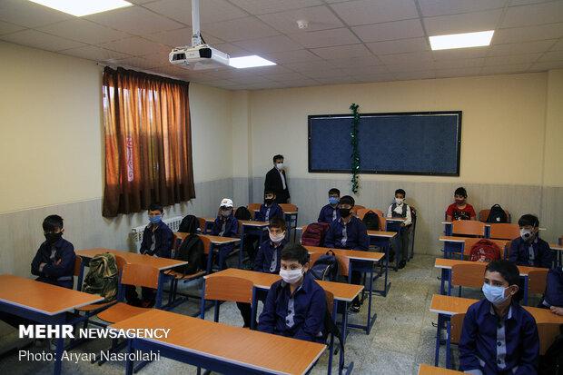 آغاز سال تحصیلی جدید در مدارس سنندج