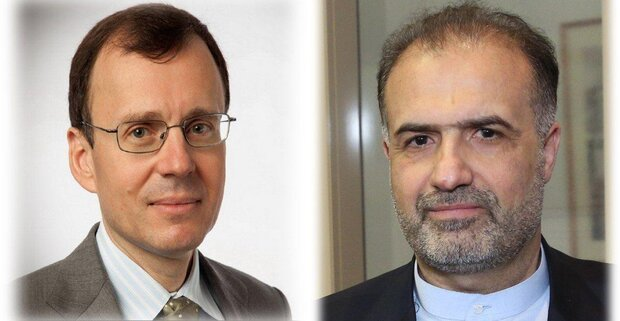 Iran, Russia stress continuation of nuclear cooperation