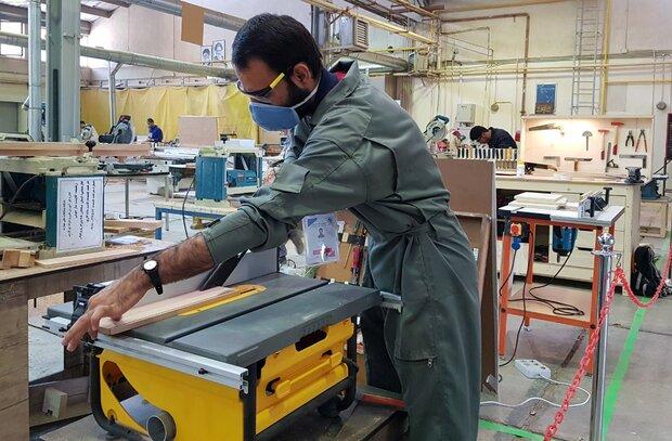 آموزش مهارتهای دانشبنیان در مراکز فنی و حرفهای اردبیل