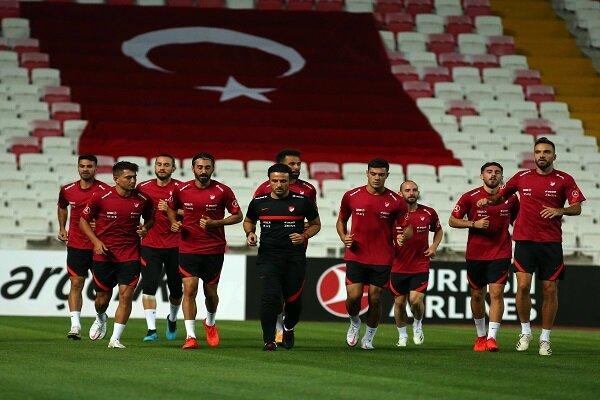 Türkiye, Uluslar Ligi'nde Sırbistan'ın konuğu oluyor