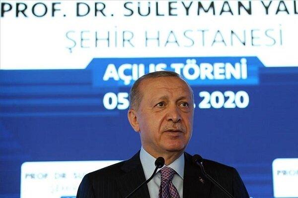 Erdoğan: Türkiye ahlaksız haritaları yırtıp atar