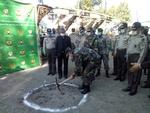 پروژه احداث نمایشگاه دفاع مقدس «نزاجا» کلید خورد