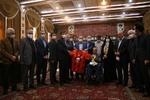 اعضای شورای شهر تبریز از باشگاه تراکتور تجلیل کردند