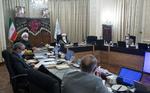 جلسه هیأت مرکزی نظارت بر انتخابات مجلس برگزار شد