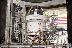 فضاپیمای اوریون آماده نخستین پرواز در ۲۰۲۱ میلادی است