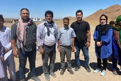 حضور قهرمانان کشتی در روستاهای محروم مرزی استان خراسان جنوبی
