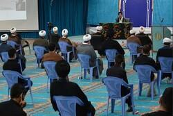 ۷۰۰ طلبه علوم دینی سال تحصیلی جدید را آغاز کردند