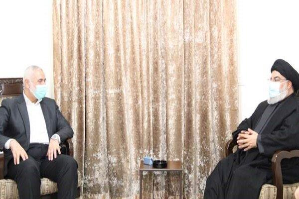 Hizbullah ile Hamas arasındaki ilişkiler güçlenecek