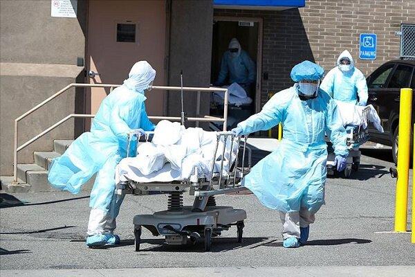 ABD'de koronavirüsten ölenlerin sayısı 572 bin 702'e yükseldi