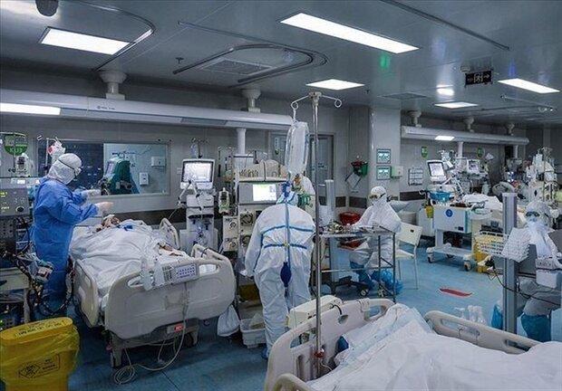 بستری ۹۸ بیمار کرونایی در مراکز درمانی قم/ ۱۱ نفر فوت کردند