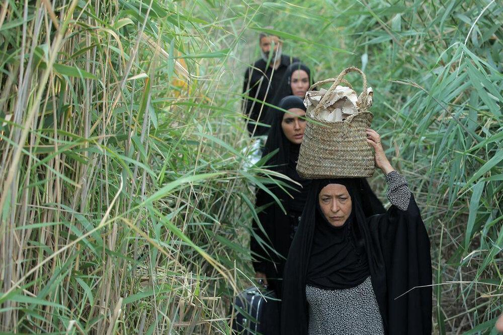 حسین امیرجهانی با اشاره به موقعیتهای داستانی که میتوانست به دیده شدن بیشتر «نجلا» منجر شود تأکید کرد از آنجایی که قرار بود سریال حال و هوایی حسینی(ع) داشته باشد، از جنجال دوری کردهاند.