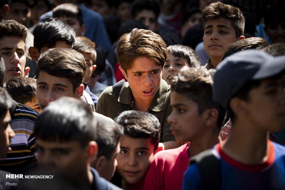 Majid Majidi's 'The Sun' wins at Venice Filmfest.