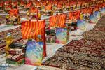 ۴۰۰ میلیون ریال بسته غذایی هلال احمر سمنان در نهبندان توزیع شد