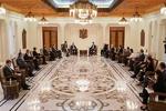 بشار اسد:بر تسهیل و موفقیت سرمایهگذاری روسیه در سوریه اهتمام زیادی داریم