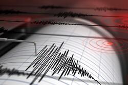 زلزال بقوة 5.1 ريختر يضرب محافظة كلستان شمال ايران