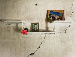 İran'ın kuzeyindeki şiddetli depremden kareler