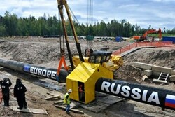 Kuzey Akım-2 boru hattının inşası ağustosta tamamlanacak
