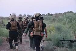 حشد شعبی تحرکات داعش را در حومه خانقین در هم شکست