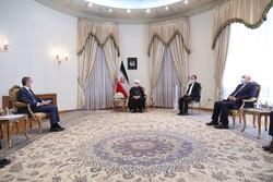 روحاني: ايران لن تخضع الى غطرسة وبلطجة اي قوة في العالم