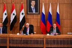 ولیدالمعلم: انتخابات ریاست جمهوری سوریه سال آینده برگزار خواهد شد