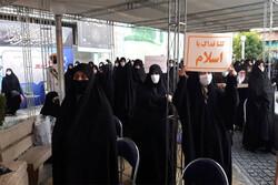 محکومیت توهین به پیامبر (ص) و قرآن کریم در تجمع مردم تهران