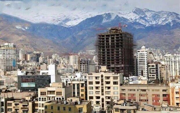 کاهش 17.1 درصدی احداث واحدهای ساختمانی شهر تهران در سال 98