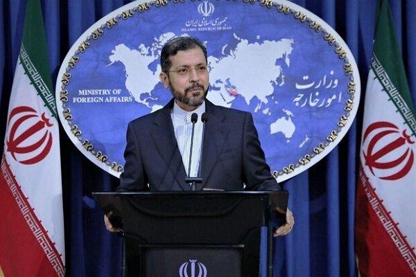 No change in Iran's policy towards US: FM spokesperson