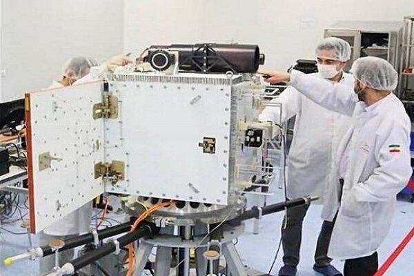 Pars-1 remote-sensing satellite passes final tests: ICT min.