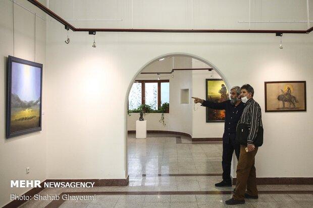 نمایشگاه نقاشی «همپای نور»