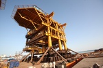 ايران تعلن اكتشاف حقلين للنفط والغاز