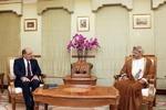 مذاکره وزیر دفاع انگلیس با وزیر خارجه عمان برای تقویت روابط