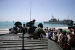 مرحله اصلی رزمایش مشترک ذوالفقار ۹۹ ارتش در دریای عمان آغاز شد