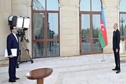 Iran envoy, Azerbaijan President review bilateral relations
