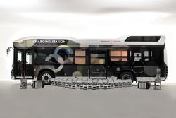 تبدیل اتوبوسها به منبع شارژ سیار