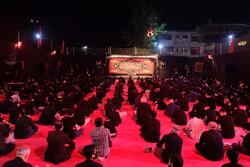 Muharram mourning ceremonies in Rasht