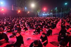 رشت میں محرم کے دوسرے عشرہ میں مجالس عزا کا سلسلہ جاری