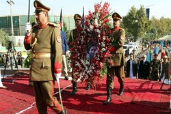 مراسم نوزدهمین سالگرد شهادت «احمد شاه مسعود» در کابل برگزار شد