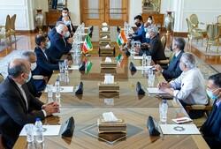 Iran, India FMs eye boosting bilateral ties: FM spox