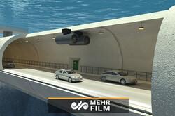 جزئیات تونلهای شناور نروژ