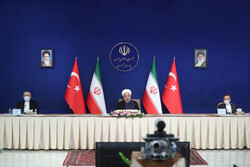 Iran, Turkey agree on expansion of fight against terrorism